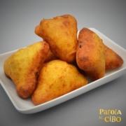 Fagottini di patate ripieni