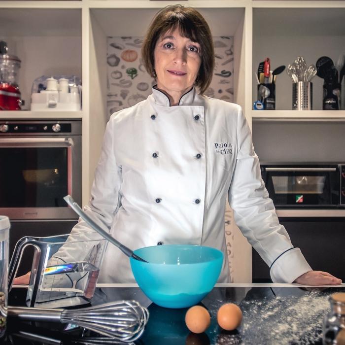 scuola di cucina parola al cibo chef a domicilio