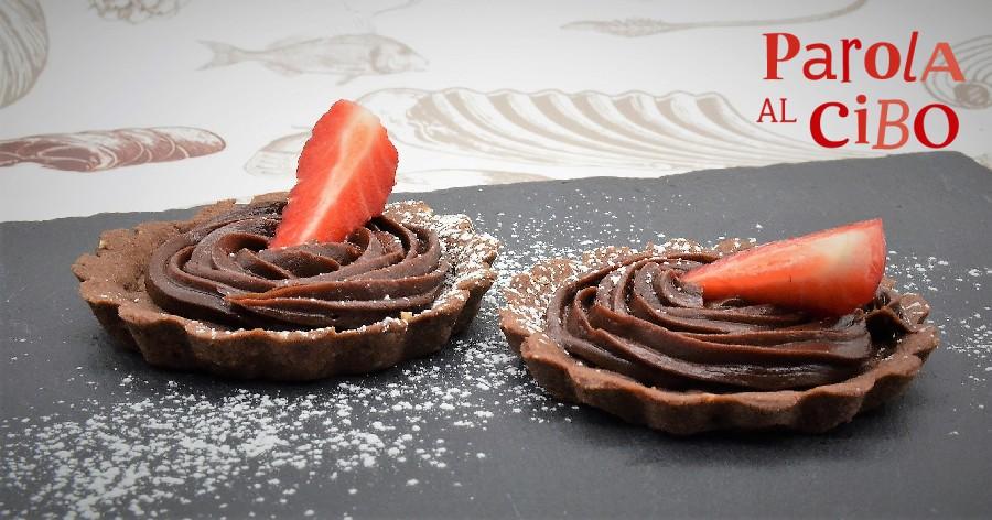 scuola di cucina parola al cibo cioccolato