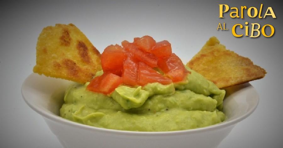 scuola di cucina parola al cibo guacamole tacos tortillas