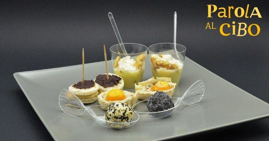scuola di cucina parola al cibo fingerfood