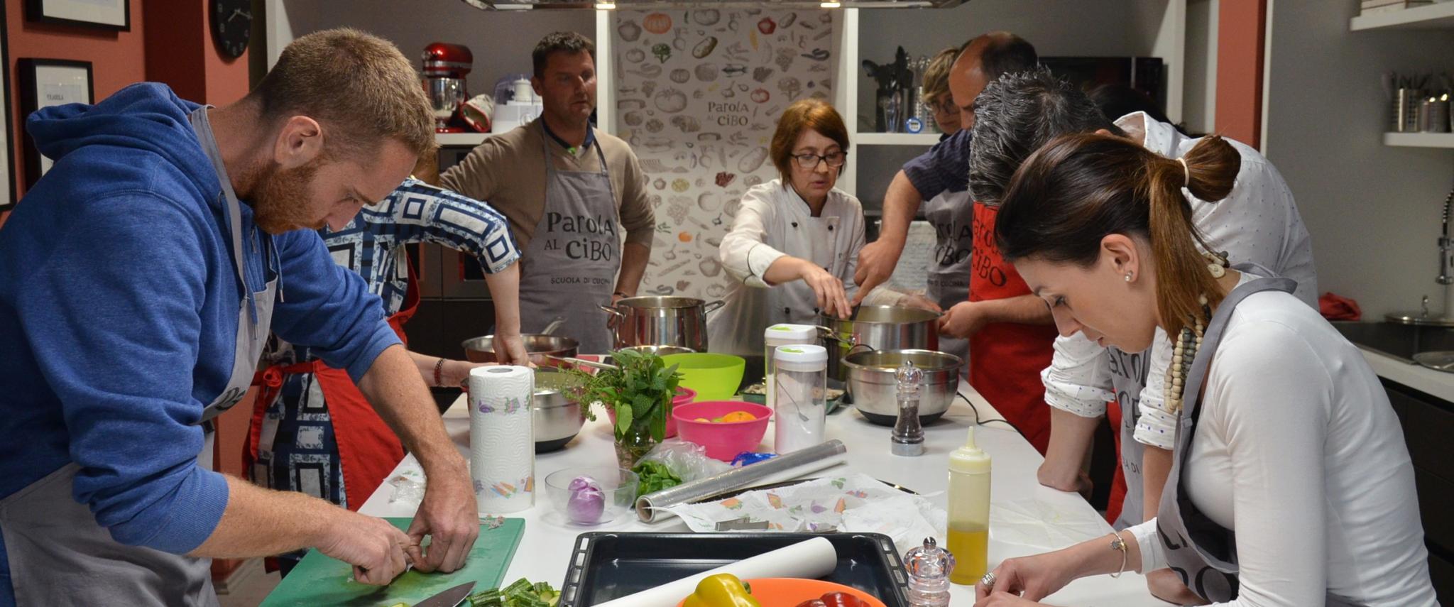 Scuola di cucina parola irene corsi collettivi