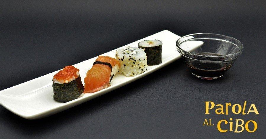 Scuola di cucina parola irene parola al cibo lezione di sushi