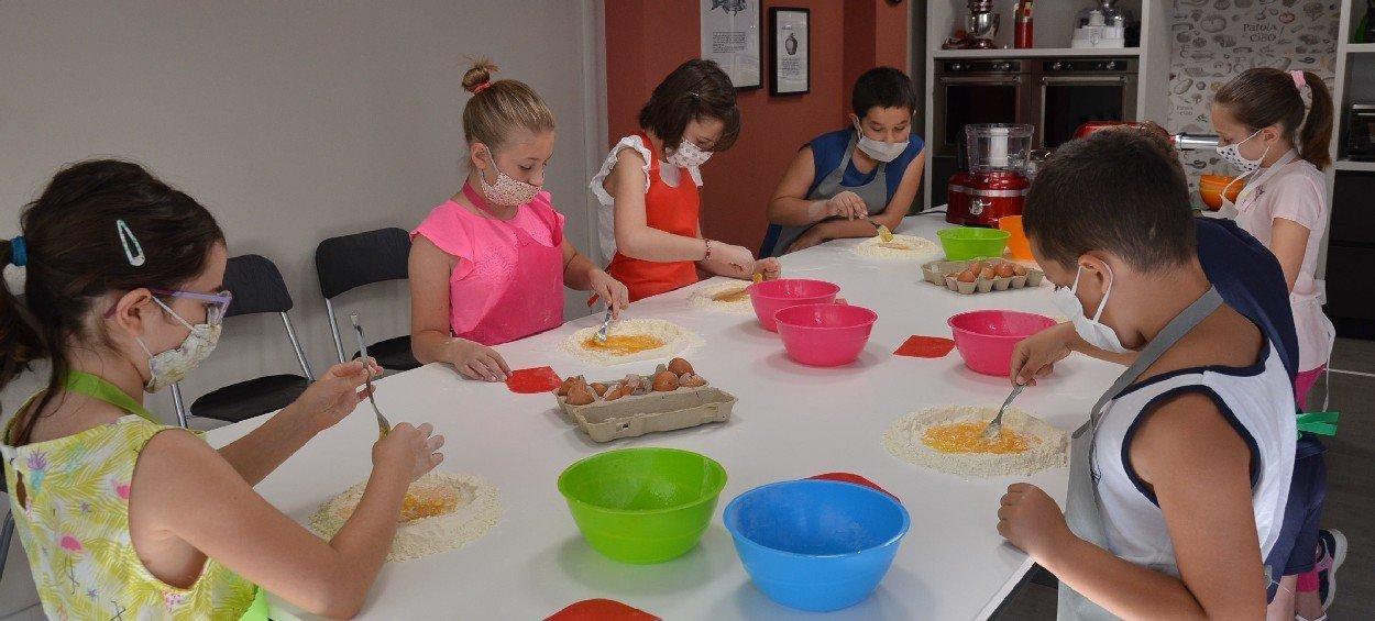 Scuola di cucina parola irene